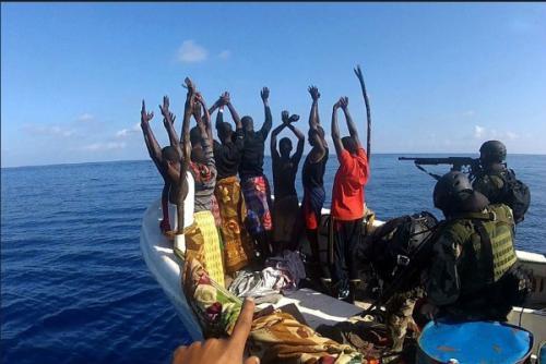 世界历史上最有名的八大海盗行动事件