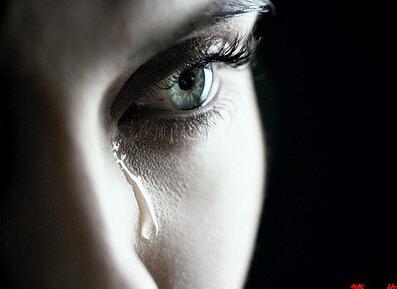 眼泪——女人的温柔武器
