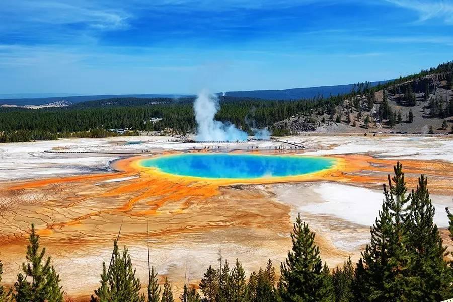 世界十佳自然生态公园排行