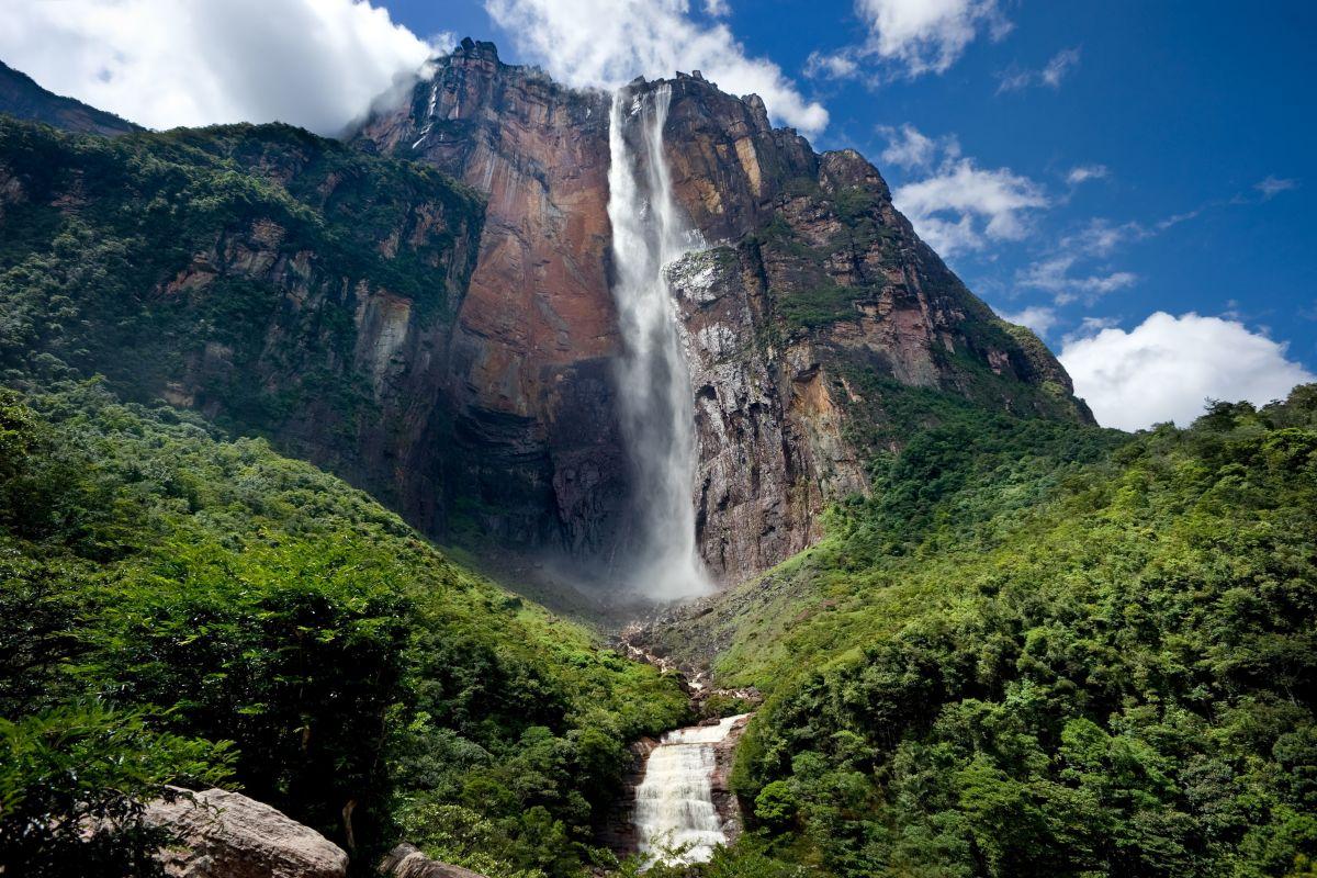 世界上最壮观美丽的二十大瀑布