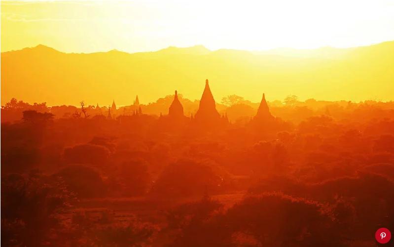 世界上最浪漫的十大日落美景游览地点