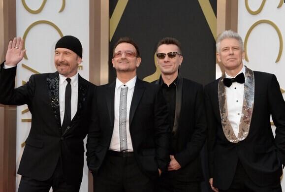 《福布斯》:2018年全球收入最高的歌手(乐队)TOP30排行榜