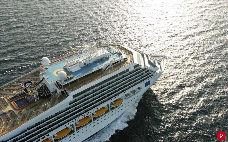 世界十大超大型海洋邮轮