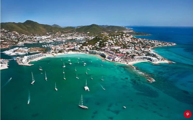 加勒比,百慕大和巴哈马群岛最美丽的15座岛屿