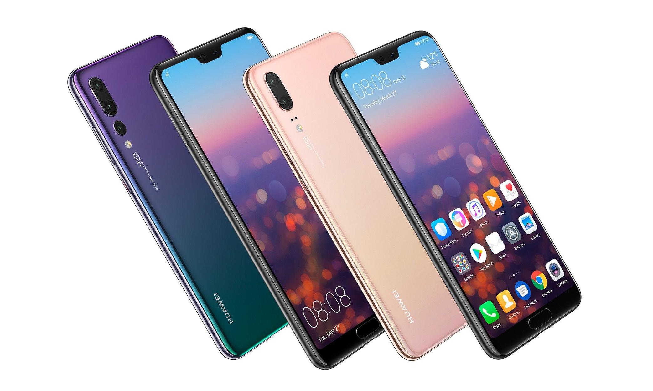 2018年中国智能手机品牌销量TOP10排行榜