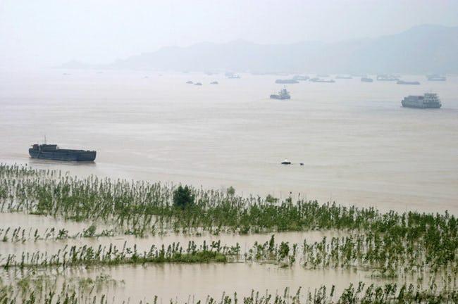 世界历史上最严重的十次洪水灾难