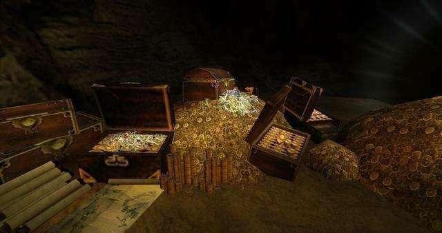 中国历史上传说的十大宝藏
