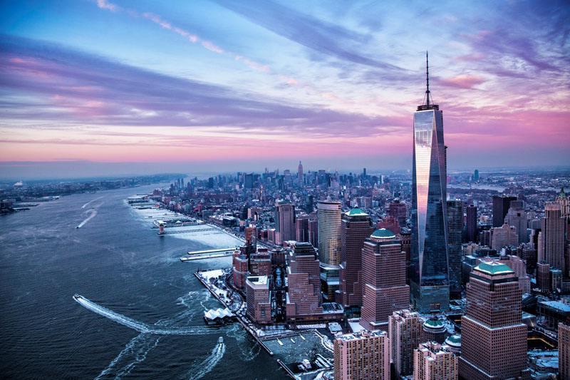 2019年全球城市综合实力排行榜