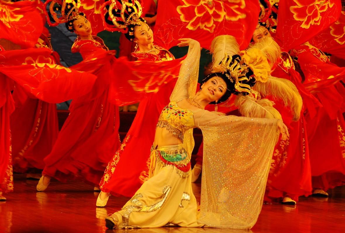 中国历史上最精美绝艳的十大舞蹈