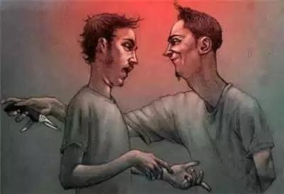 虚伪:男人永远不愿摘下的一副墨镜