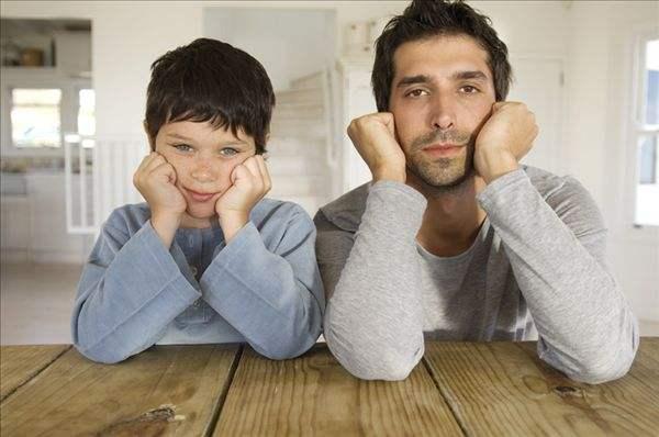 男人的世界:父子关系