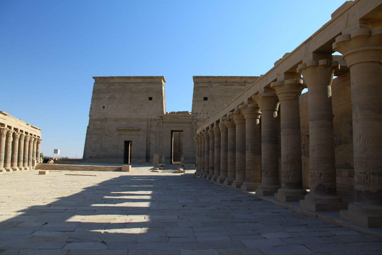 埃及最著名的十大神庙
