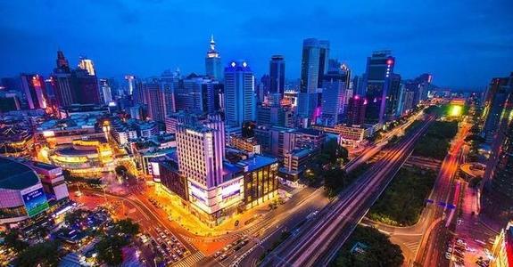 2019年中国最有钱的20个城市