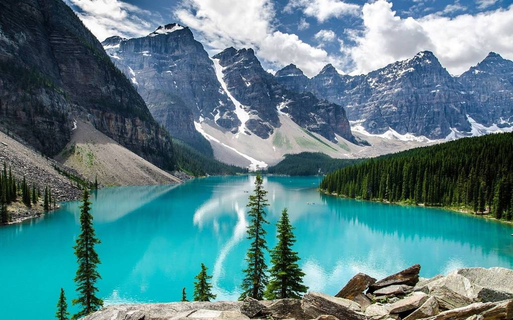 加拿大十大最佳旅行胜地