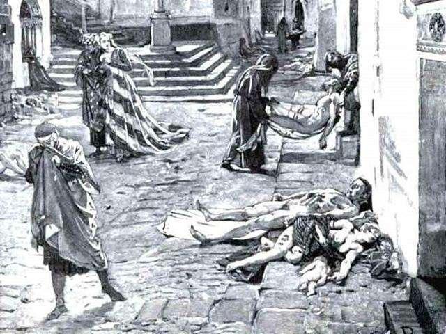 人类历史上最严重的十次瘟疫灾难