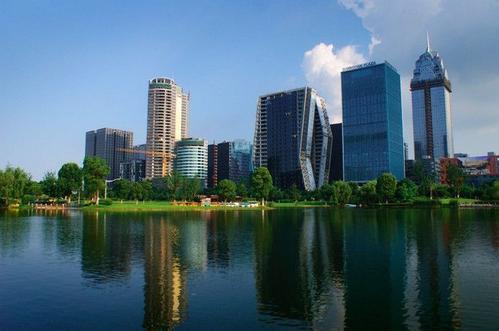 2020中国城市社会发展综合排行百强榜