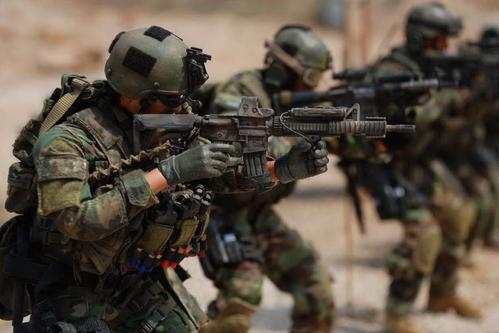 世界著名的七大特种部队
