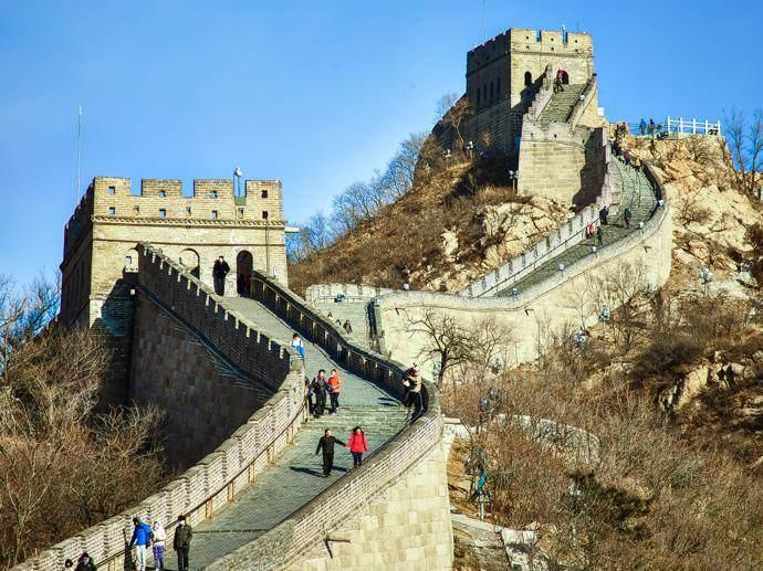 一生必去的中国十大旅游景点