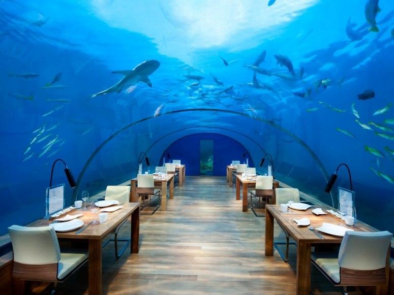世界十大特色奇异餐厅