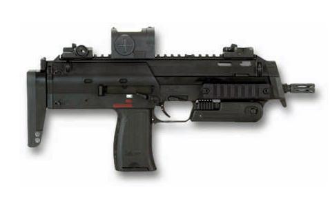 世界军火榜:十大现代冲锋枪