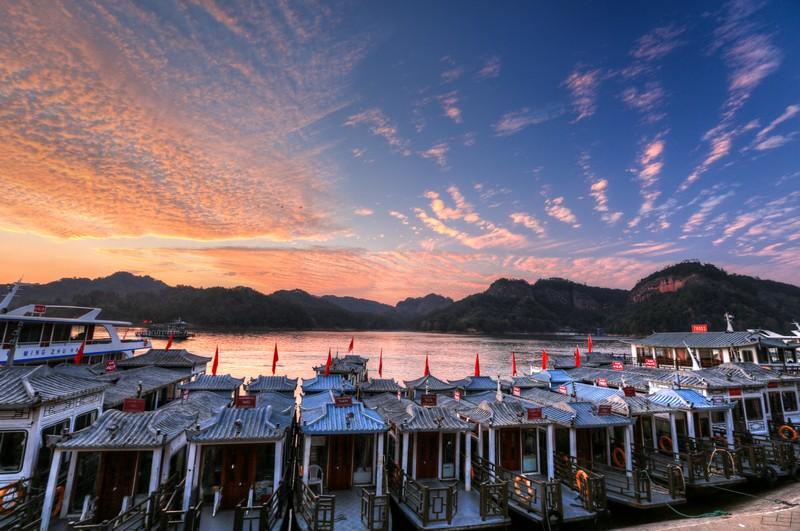 2021中国最美乡村百佳县市:三明市泰宁县被评中国最美乡村