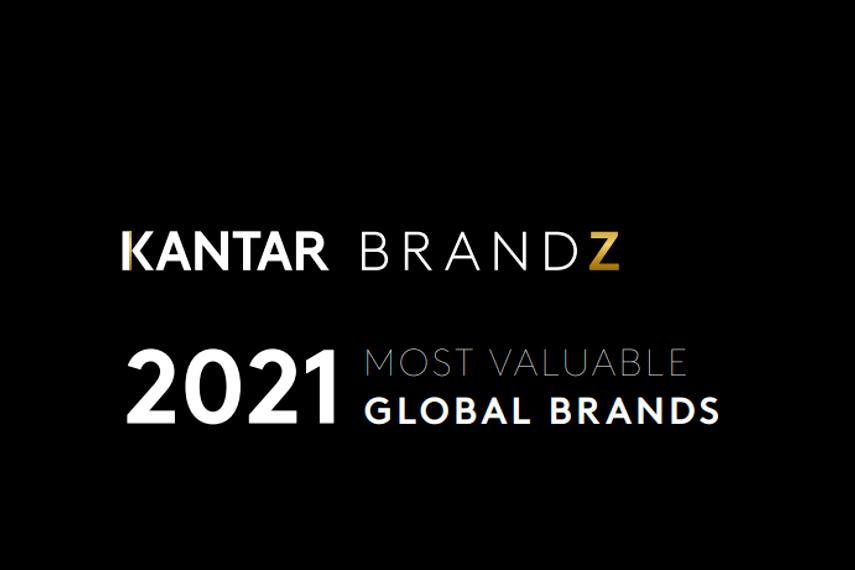 2021年凯度BrandZ最具价值全球品牌排行榜:亚马逊蝉联榜单第一名